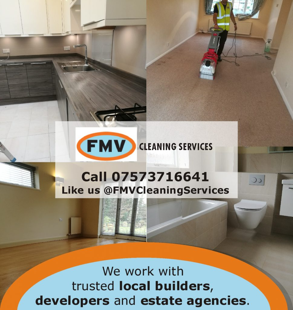 FMV Cleaning Services in Reigate - commercial cleaning