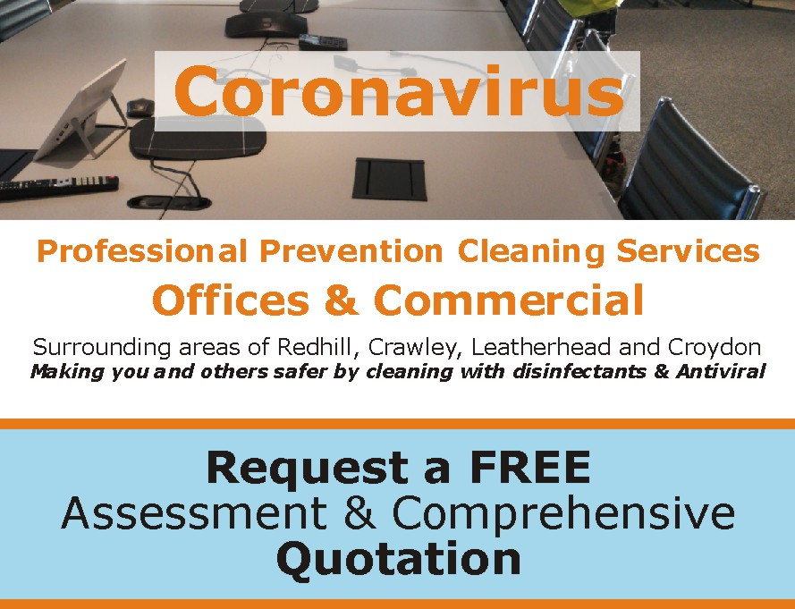 FMV cleaning Civid-19 commercial cleaning