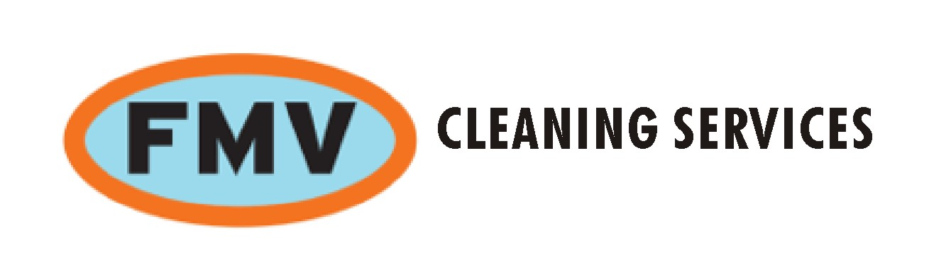 FMV cleaning services logo